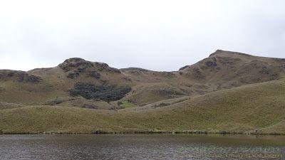 Кахас озеро Эквадор