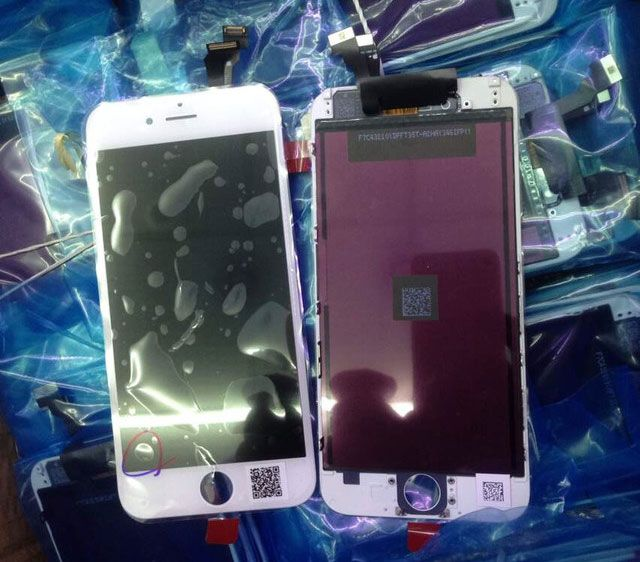 Leaked Photos: Bigger Apple 'iPhone 6L' sports 2915mAh battery