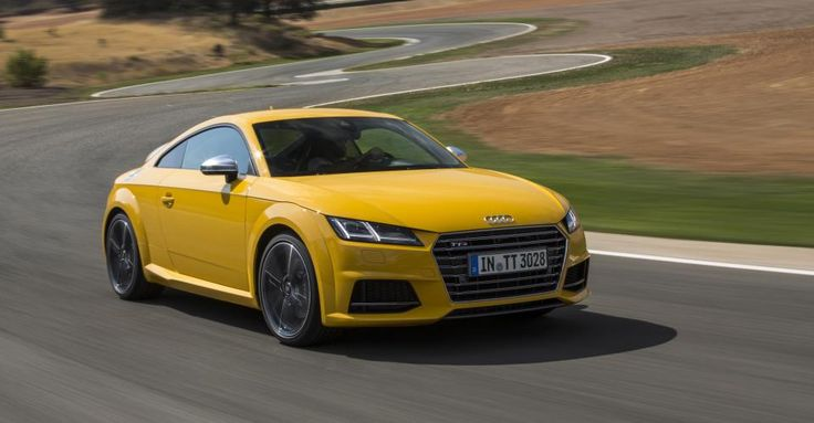 2015 Audi TT S Roadster with Beautiful Concept