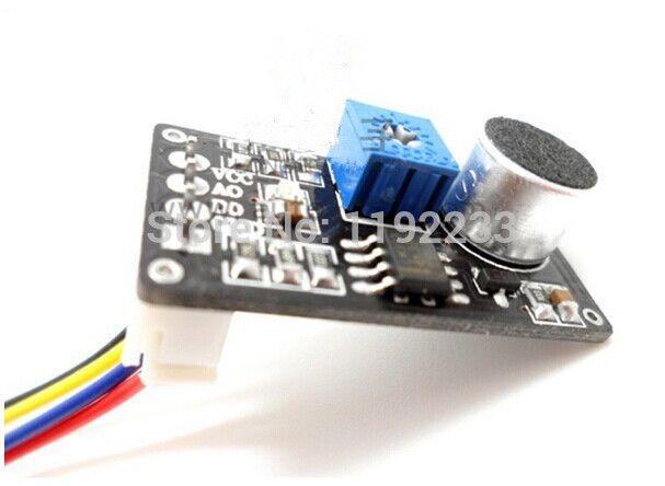 Интернет Вещей Модуль Датчика Звук Шума Децибел Измерение Выходной Уровень