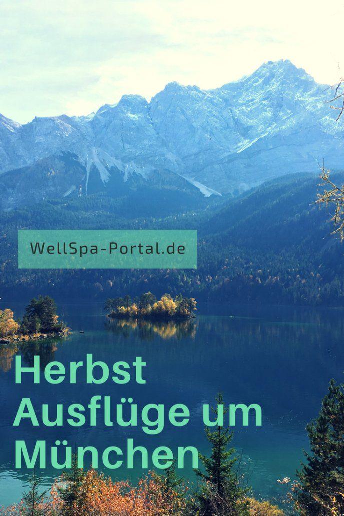 Raus im Herbst. Doch wohin in Bayern? Ausflugsziele um München gibt es viele. Von Wandern über Schlösser, Seen bis hin zu Sundowner Plätzen. Der Süden hält für Familien, Genießer, Wanderer und Seenliebhaber viele tolle Ecken bereit.
