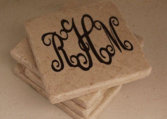 Leftover ceramic tile gifts!