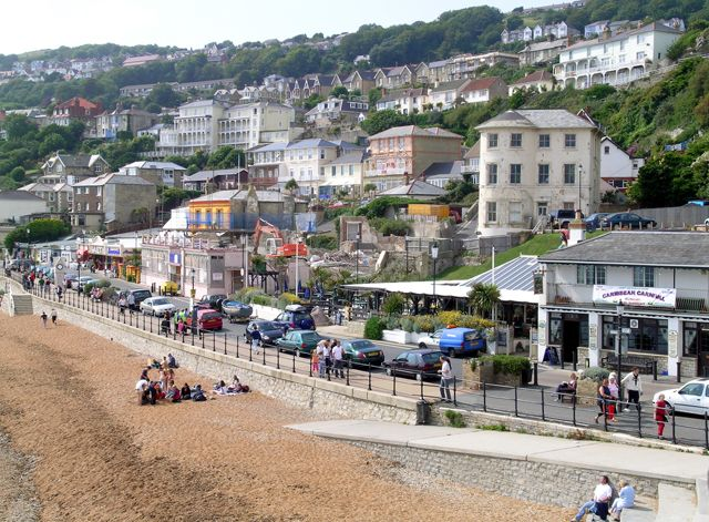 Ventnor Isle of Wight - have visited several times but in 1996 we stayed in the town