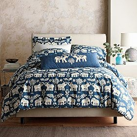 Passage Percale Duvet Cover & Sham from the Company Store