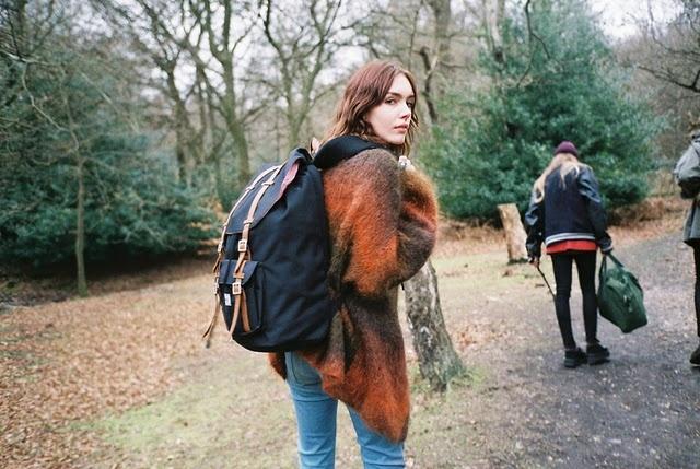 love for backpacks