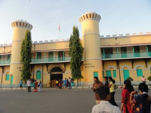 The most famous cellular jail which reminds about the India's struggle for independence known as Kaala Paani . This is located at Port Blair  and its one of the best recommended place to be visited during Andaman Tour Package.