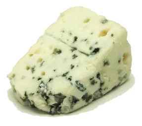 Blue cheese: Roquefort --given a choice between licking a clam diggers sweaty Wellie clad feet, and this cheese, I'd choose the feet.