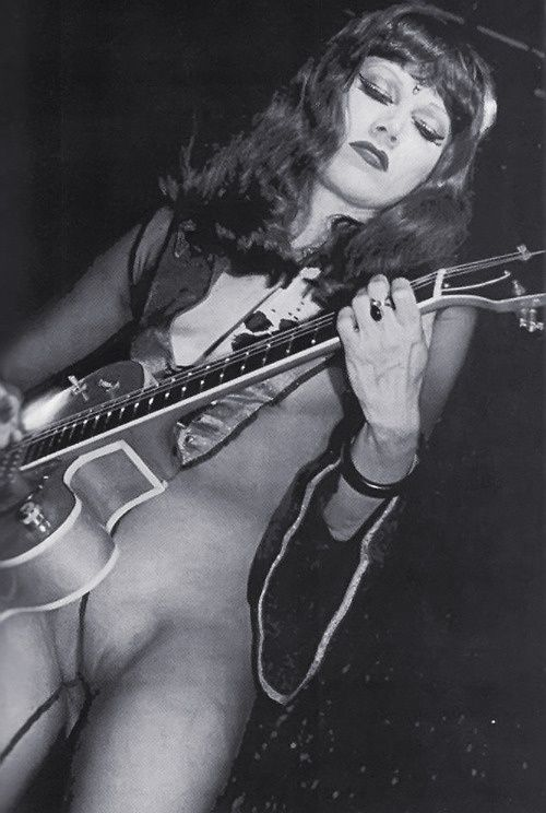 Naked rock n roll girls pity