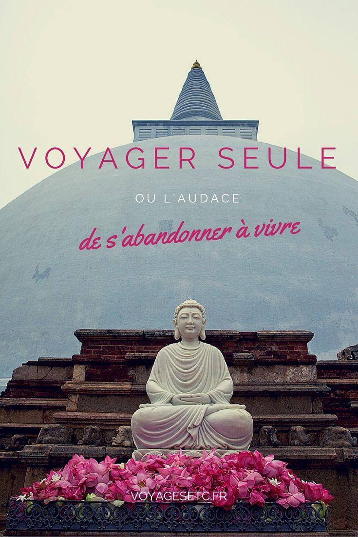 Pourquoi voyager seule ? Quelques pistes de réflexions #voyagerseule #voyage #solo