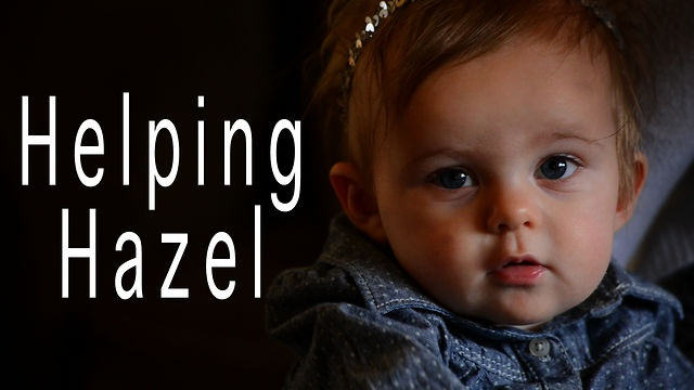 "Blair Dean tells us the story of her youngest child, Hazel, and her battle with a rare skeletal disorder, Klippel–Feil Syndrome.    Music licensed through Songfreedom.  ""Missing"" by Kerry Muzzey  Additional music by Tyler Banks."