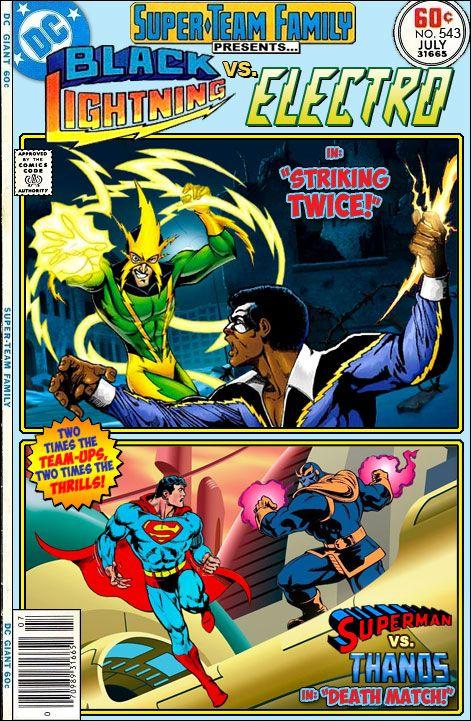 303 Best Marvel And DC Together Images On Pinterest