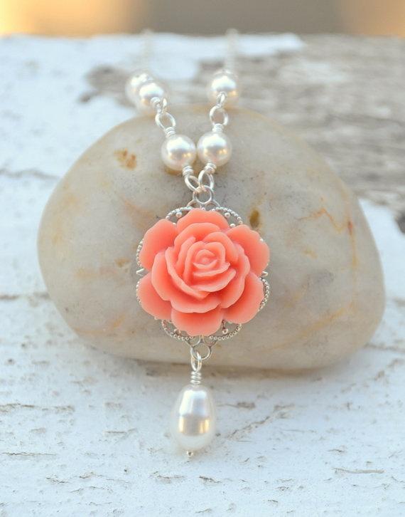 peachy!  {rustic gem}