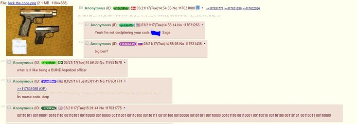 Did 4Chan user warn of London terror attack in cryptic coded message?