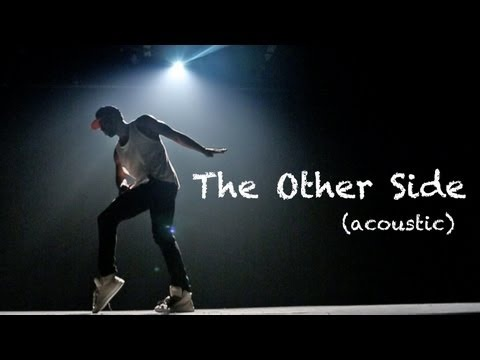 The Other Side (Acoustic Version). Jason Derulo & Tyler Ward.