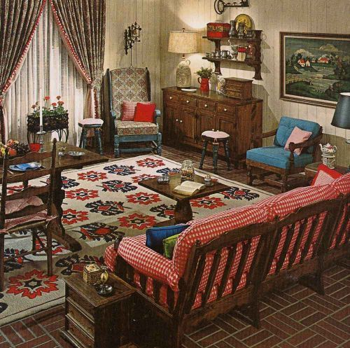 Bicentennial Chic Heck To The Yeah Vintage Ethan Allen Furniture Pinterest Retro Home Decor And