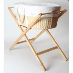 Born With Style Mosses Basket and Stand Visit  http://www.tinytotsbabystore.com.au/ Shop Now http://www.tinytotsbabystore.com.au/E21245::273743:Born-With-Style-Mosess-Basket-With-Stand-