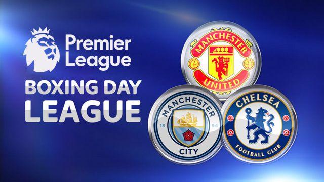 Hasil Lengkap Pertandingan Boxing Day Liga Inggris 26 Desember 2016