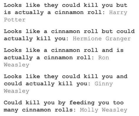 Neville is a cinnamon roll too don't forget him