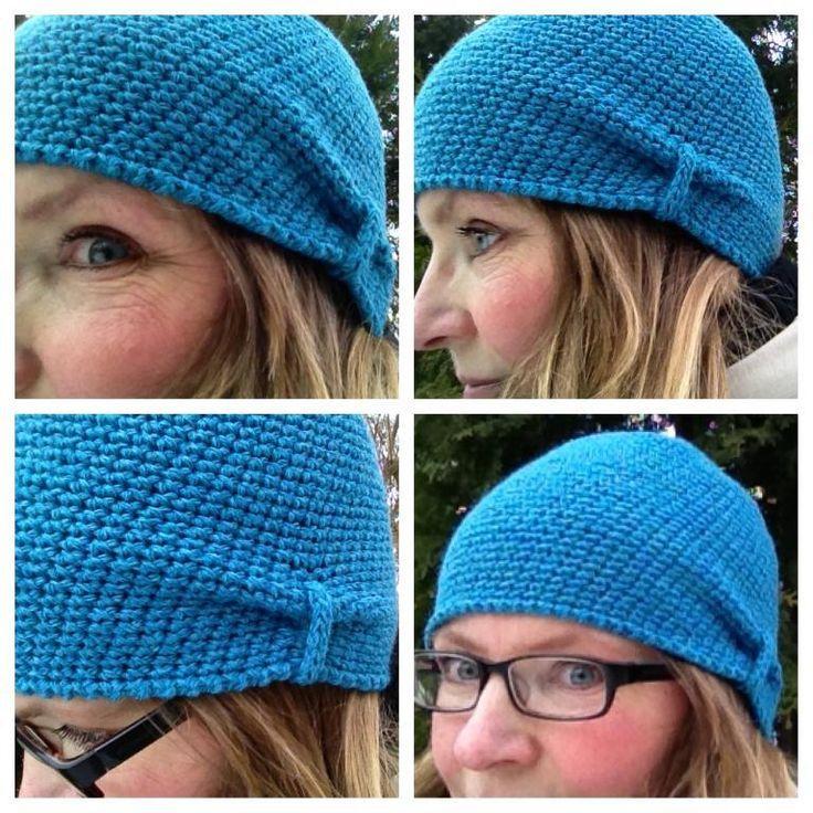 Die besten 17 Bilder zu Crochet - Wear it auf Pinterest | Hüte ...