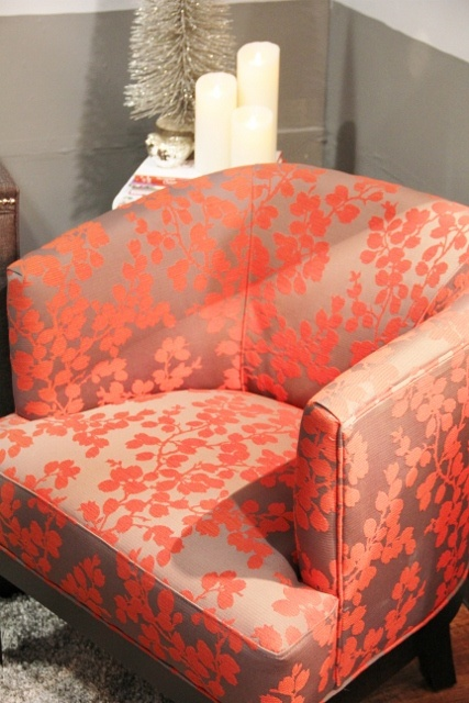 Jane Lockhart Design - Furniture line as seen at The Interior Decorating Show http://pinterest.com/intlhomeshow/