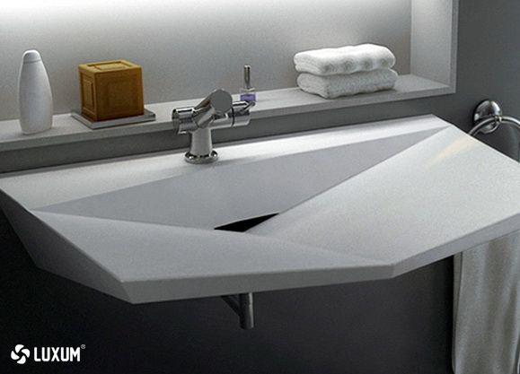 #washbasin #luxurywashbasin #washbasinondimension #washbasinwithoutflowline #luxum #design #bathroomdesign #washbasindesig #luxurybathroom