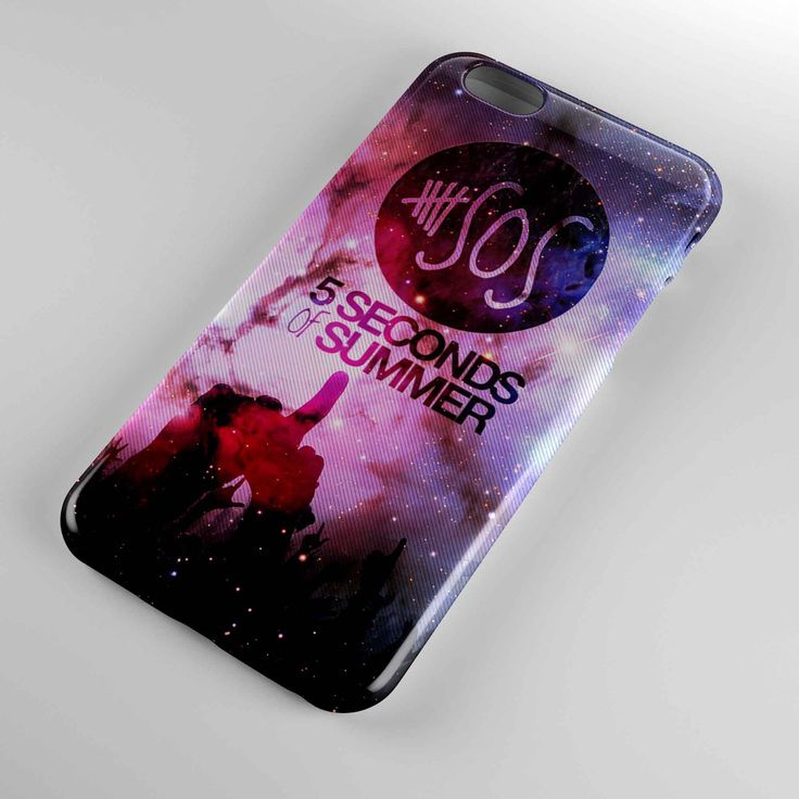 5 sos seconds of summer cover for iphone and samsung galaxy case