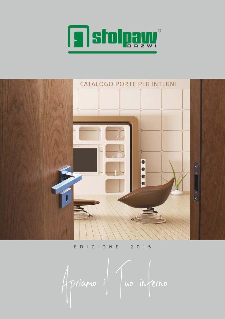 Stolpaw catalog of interior doors Italian version