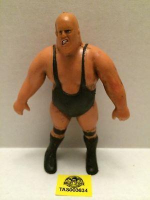(TAS003634) - WWE WWF WCW Wrestling Bendies Action Figure - King Kong Bundy