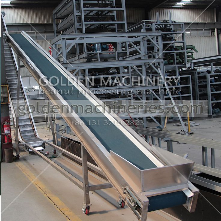 conveyor,prima Material transfer belt conveyor /conveyor system is mainly used for transferring nut material to related equipment for deep processing, it is equipped with light arrangement, seat arrangement, so it also has another function for sorting purpose.