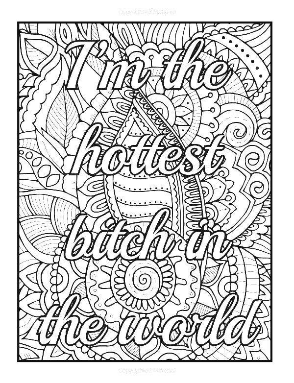 Pin de Sabra Winters en Crafts - Coloring Pages | Pinterest ...