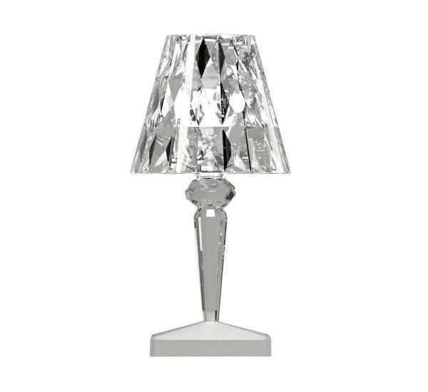 Une des dernières créations de Ferruccio Laviani pour Kartell : la lampe BATTERY. Comme son nom l'indique, cette superbe petite lampe de table fonctionne en toute autonomie, et ne nécessite qu'un chargement quotidien en USB. Idéal pour les grandes soirées et les restaurants. À découvrir chez IDM Réunion.