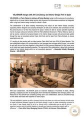 VELVENOIR merges with Art Consultancy and Interior Design Firm in Spain