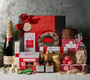 Gift Hampers from Gourmet Basket. Christmas Gift Hamper. Corporate hamper delivery.