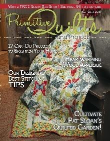 118 best Primitive Quilts and Projects images on Pinterest ... : primitive quilts and projects - Adamdwight.com