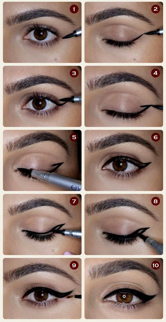 The Eyeliner Trick That Will Completely Transform Your Look – Fashion Style Magazine