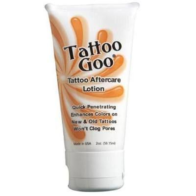 Tattoo Goo Quick Penetrating Lotion