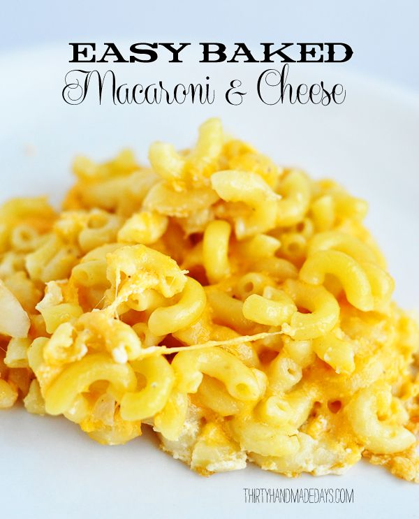 THE MOST amazing mac-n-cheese recipe. My hubby LOVED it! I think next time I will add one more cup of heavy cream. It was a little dry.