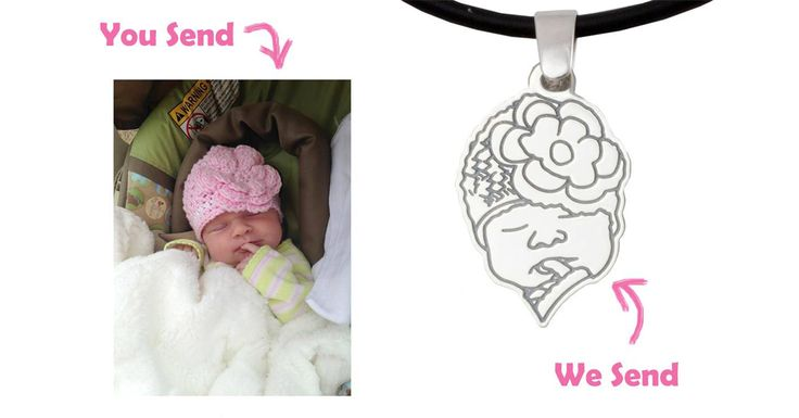 We turn your favorite photos into customized sterling silver jewelry at https://www.kidzcandesign.com/