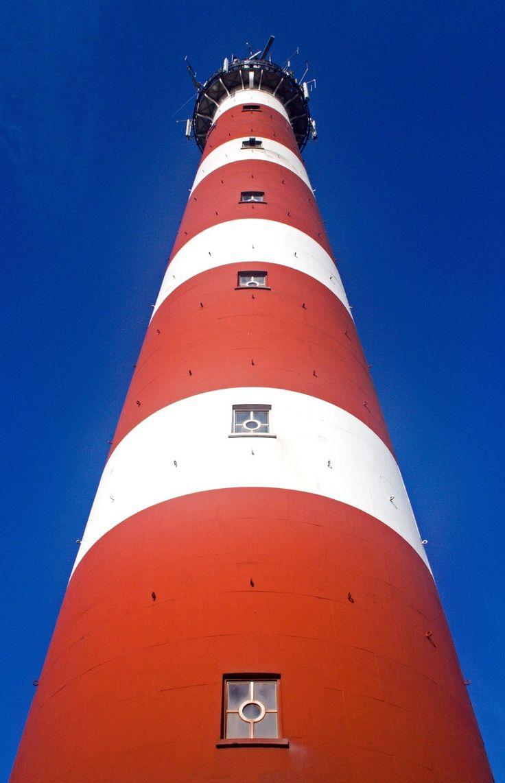 Bornrif, (Ameland Lighthouse)Hollum op AmelandFrieslandNetherlands