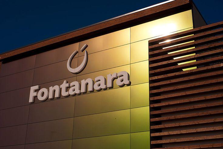 UNA FANTASTICA EMOZIONE......: FONTANARA PIACERE ITALIA