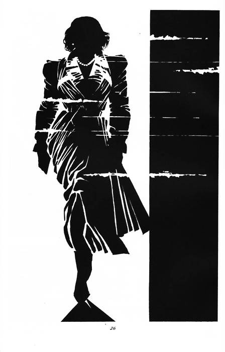 A Dame To Kill For - Frank Miller