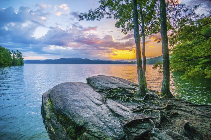 Devils Fork State Park in South Carolina | 15 Epic Southern Campsites To Escape To This Summer