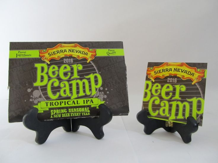 Beer Camp Beer Coaster Check out this product and may others at http://mancaveupcycle.com/shop/coasters/beer-camp-beer-coaster/