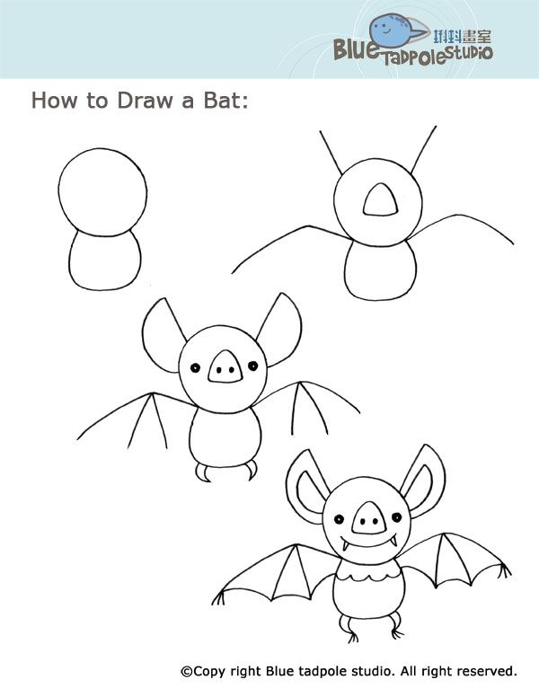 "Blue Tadpole Studio - Great ""how to draw"" site.  Breaks objects into simple drawing steps.  Fun for young and old alike!"