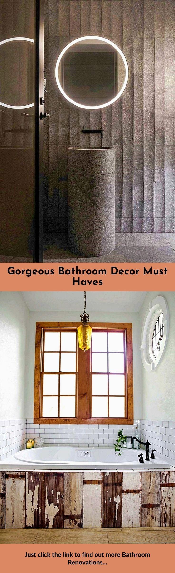 Einfache und erstaunliche Badezimmer umgestalten und Renovierungsideen   – Bathroom Remodeling & Decor DIY