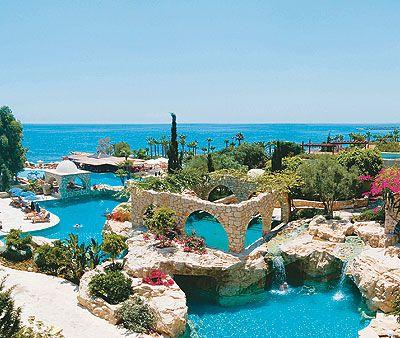 Cyprus Hotel. Greece + Beaches + Mediterranean Sea = My dream vacation.