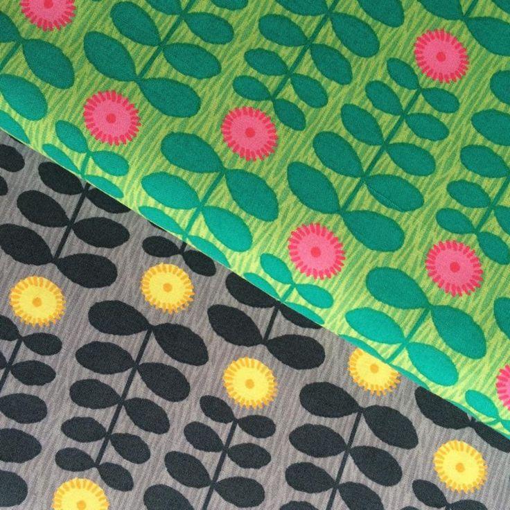 Terra Australis 2 by emma jean jansen  Wattle in 2 colour ways