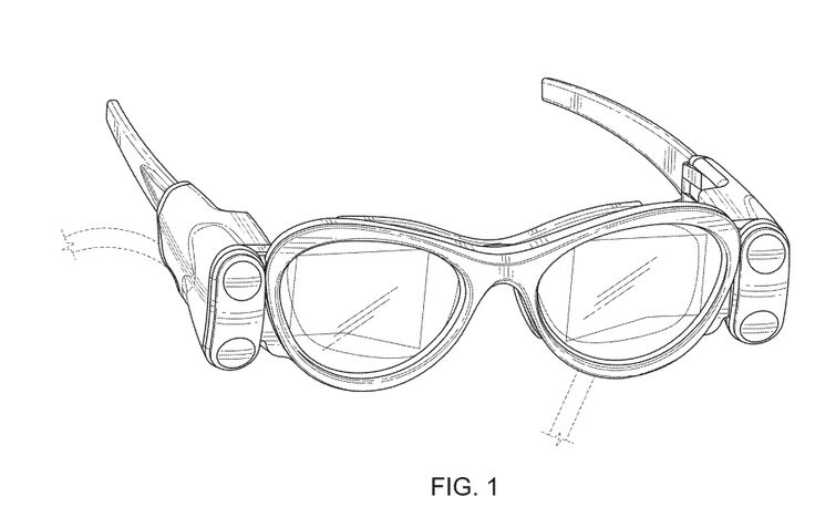 A Magic Leap smartglasses design.USPTOMagic Leap is a $4.5 billion Florida startup building a highly anticipated pair of smartglasses, and on Tuesday, a set of new smartglasses drawings from the company surfaced in a patent application. The design patent application, originally filed in 2015,...