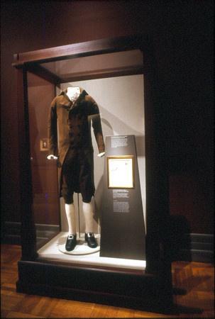 George Washington Inauguration Items on Display at Mount Vernon - Mount Vernon, VA Patch