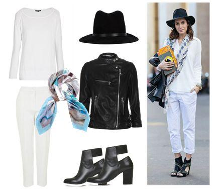 Black & white weekend style  by Josefinaelizalde on Set That -